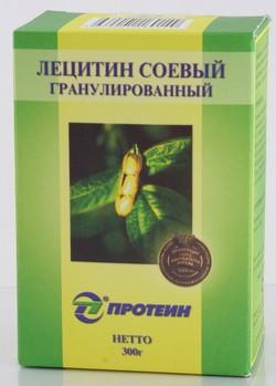 Лецитин соевый гранулированный
