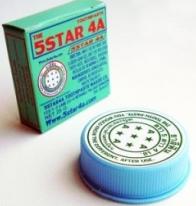 5 Star, зубная паста отбеливающая