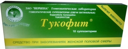 Тукофит (10шт)
