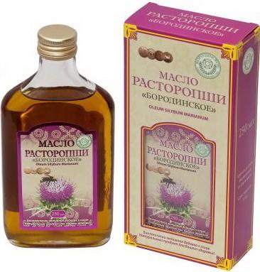 Масло Расторопши (250мл)