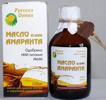 Масло Амаранта (100мл)
