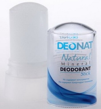 ДеоНат чистый стик (60г)